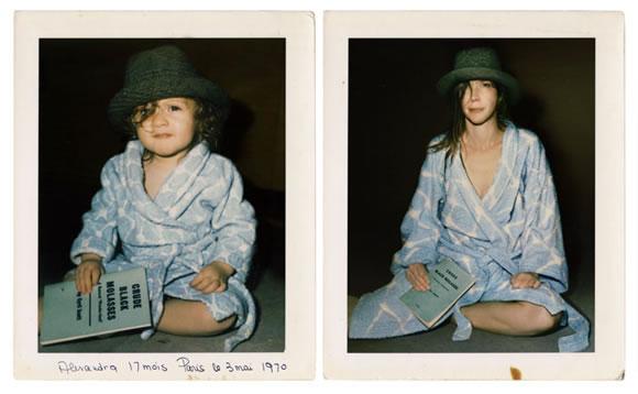 Alexandra - 1970 vs. 2011 - Paris (Back to the future II - Irina Werning)
