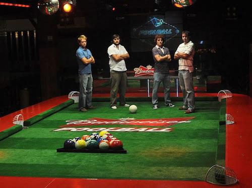 """Budweiser """"Poolball"""", deporte, diversión y mucha publicidad"""