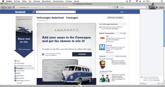 Campaña Fanwagen de Volkswagen - El regalo más social