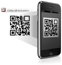 Códigos de respuesta rápida QR (Quick Response) - Móvil
