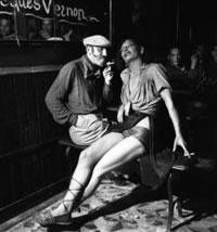"""Exposición """"Emile Savitry, un fotógrafo de Montparnasse"""" en El MuVIM de Valencia"""