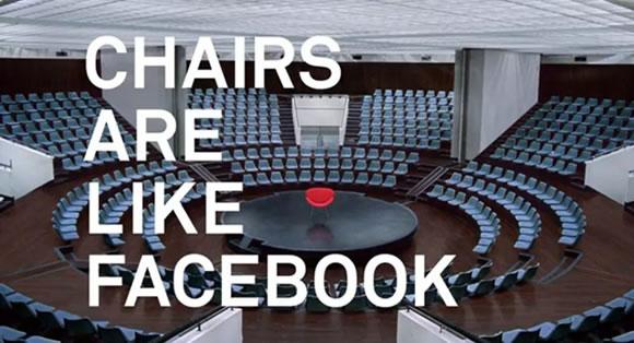 Facebook alcanza mil millones de usuarios y lo celebra con una publicidad
