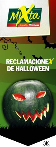 La Sandia y sus ReclamacioneX - Campaña de Mixta para Halloween
