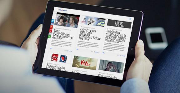 Servicio Blog | Artículos y noticias publicitarias