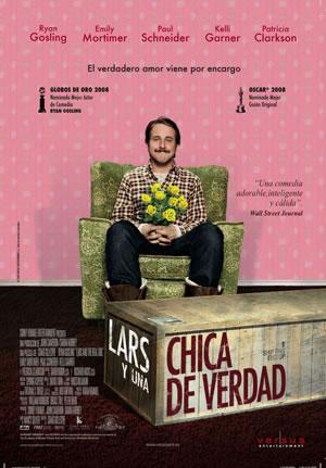 Poster de la película Lars y una chica de verdad