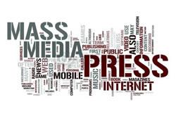Gran variedad de Medios de Comunicación - Internet será el segundo soporte publicitario.