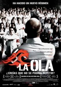 Póster del film La Ola