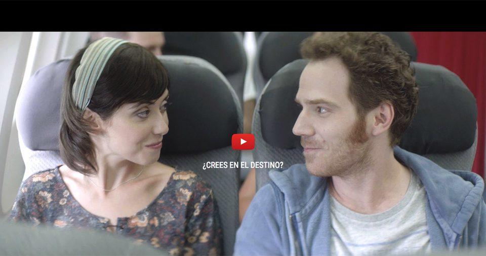 Spot EuroMillones 2016 ¿Crees en el destino?
