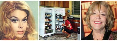 Teresa Gimpera - Actriz y modelo, protagonista de la publicidad española en los '70