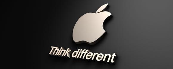 Think Different, más que un eslogan.
